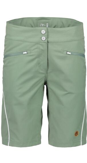 Maloja DistelM. Spodnie rowerowe Kobiety zielony